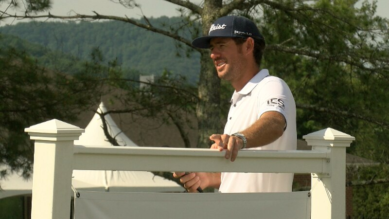 Lanto Griffin is hosting his first AJGA tournament in Blacksburg this week.