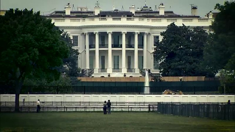 "The U.S. investigates a second suspected case of a mystery ""syndrome"" near the White House."