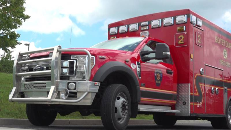 The Botetourt County Department of Fire & EMS has been named Outstanding EMS Agency of the year.