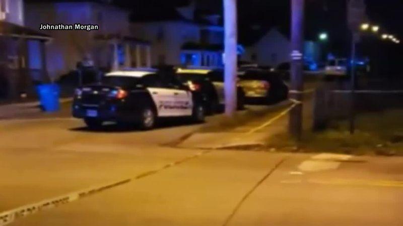 Loudon Avenue NW Shooting 11.21.20
