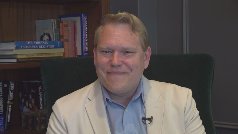 Republican candidate for Governor Peter Doran says phasing out Virginia's income tax would...