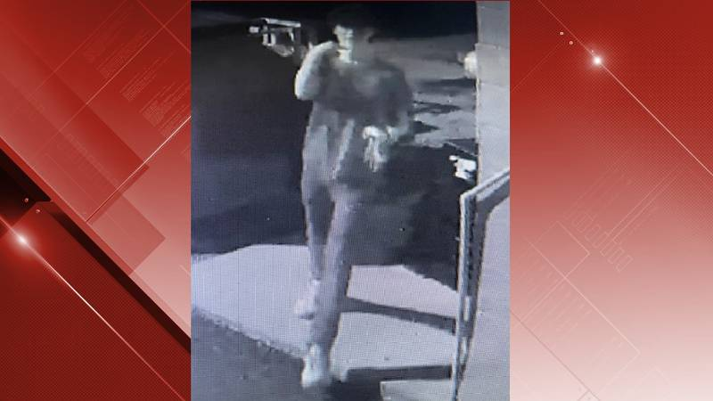One thief caught on camera; four vehicles were stolen from Deacon's Garage in Lynchburg