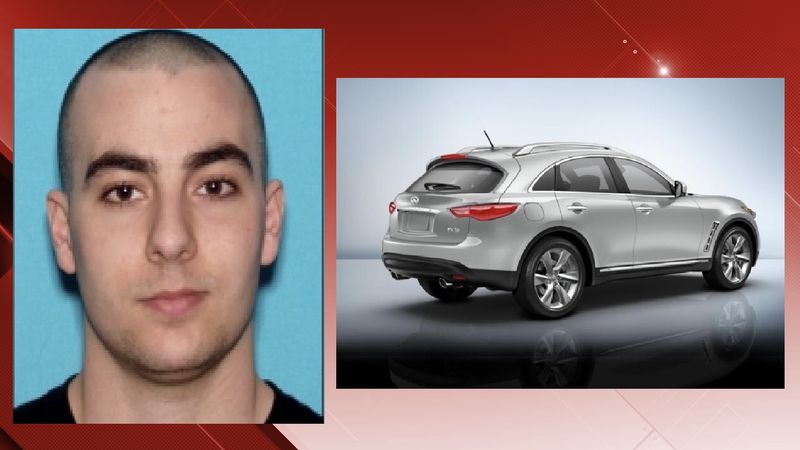 The Pulaski County Sheriff's Office is looking for 26-year-old Cory Mangekian as a person of...