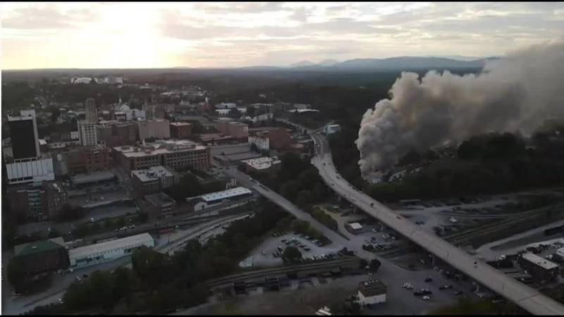 31 Cabell Street, Lynchburg Fire 10 15 21