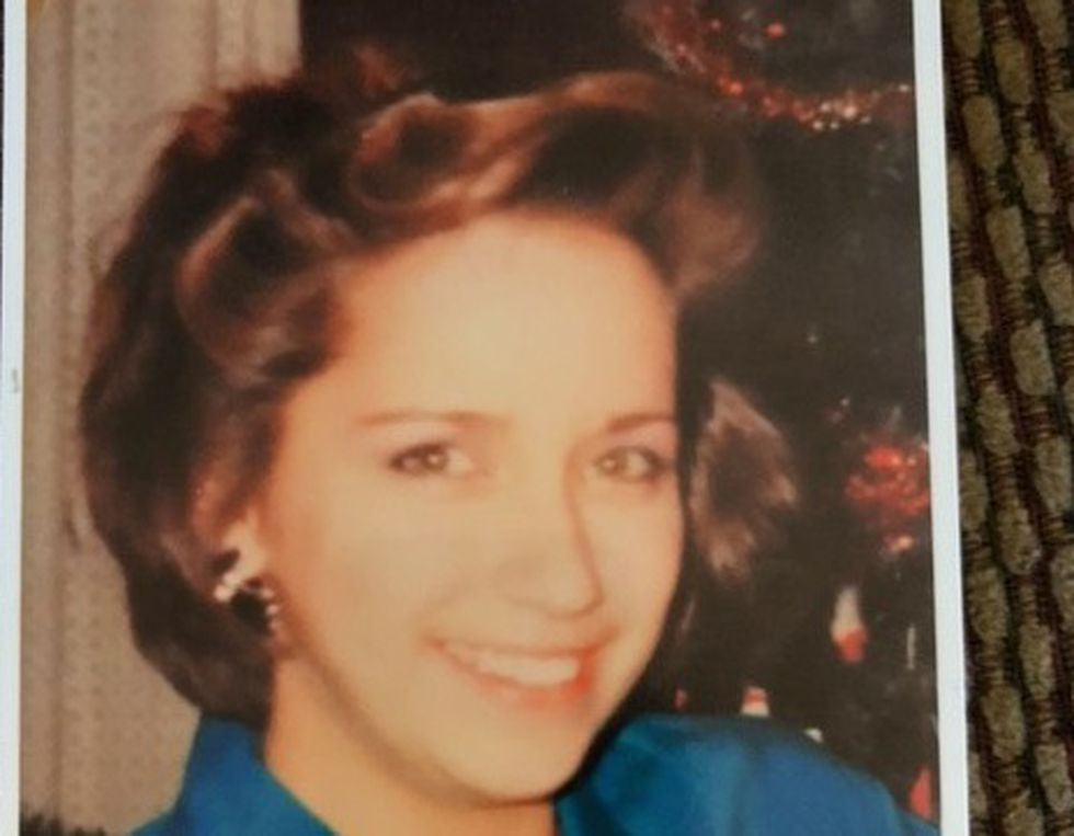Photo of Sarah Jamison, killed in Lynchburg in 1988