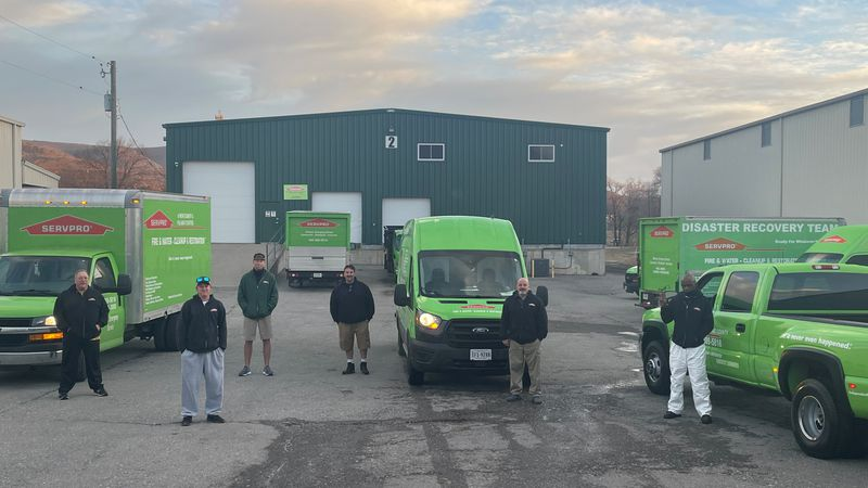 SERVPRO team from Roanoke-Salem gears up to head to Texas after winter storm.