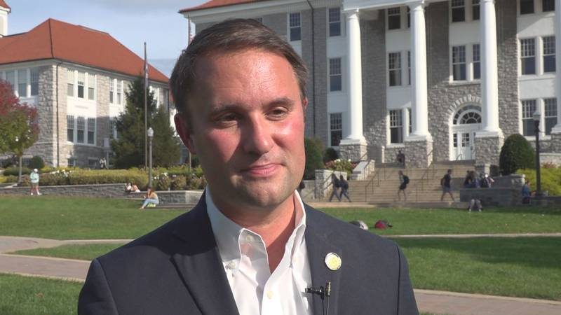 Republican Jason Miyares says the office of Attorney General needs a new focus.