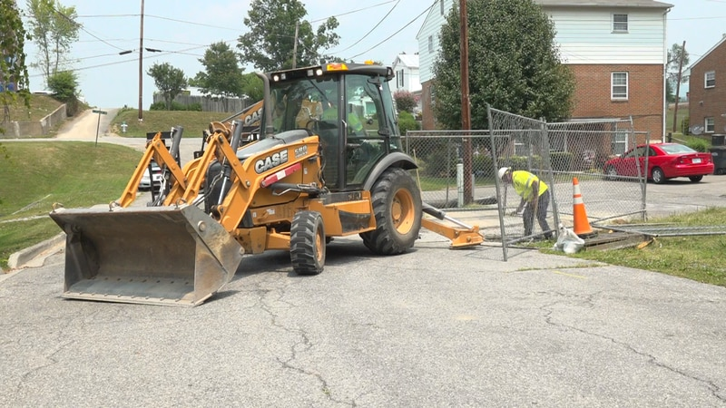 The Town of Vinton has six vacancies in its public works department and the director said it is...
