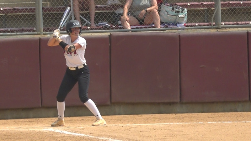 Dozens of teams are in the Roanoke Valley this week for a softball tournament.