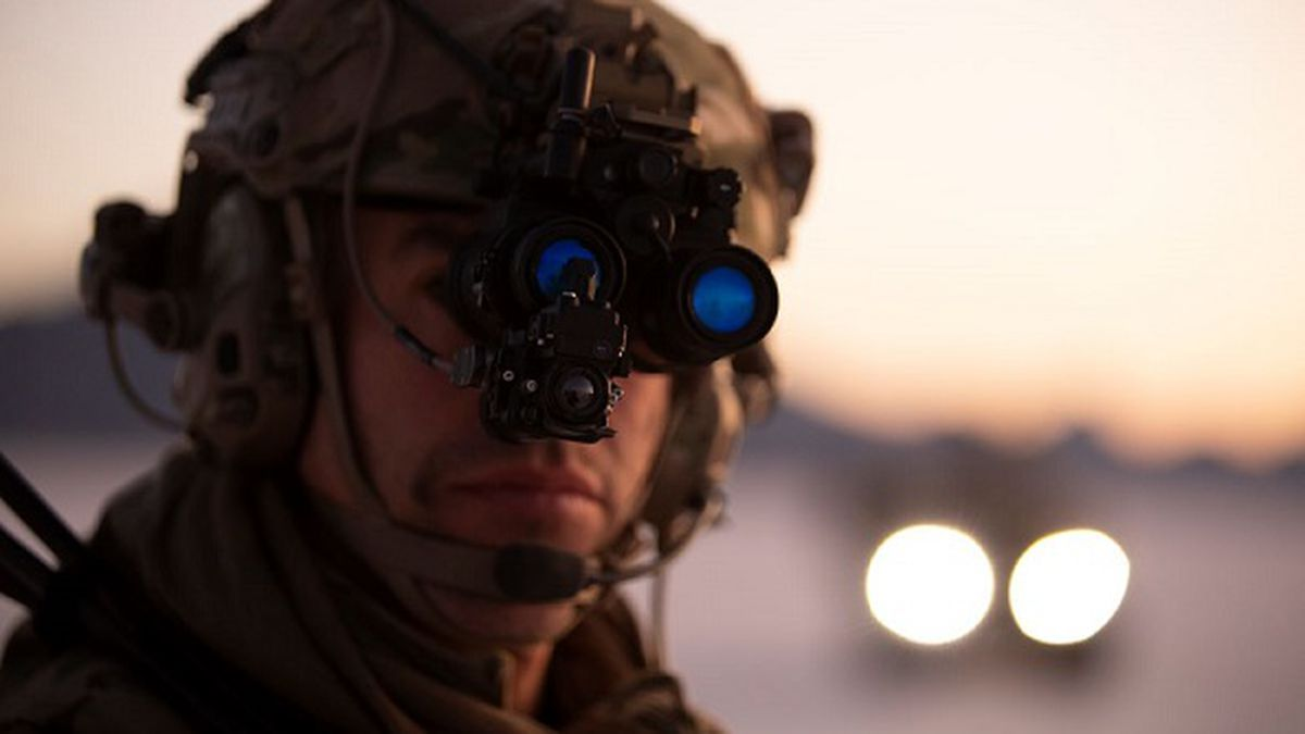 Elbit Systems-Night Vision Goggles