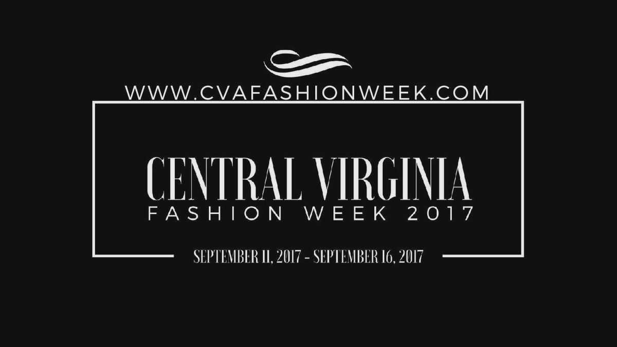 Central Virginia Fashion Week (Let's Talk About Fashion)