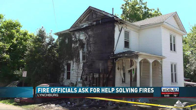 Lynchburg Fire Investigation