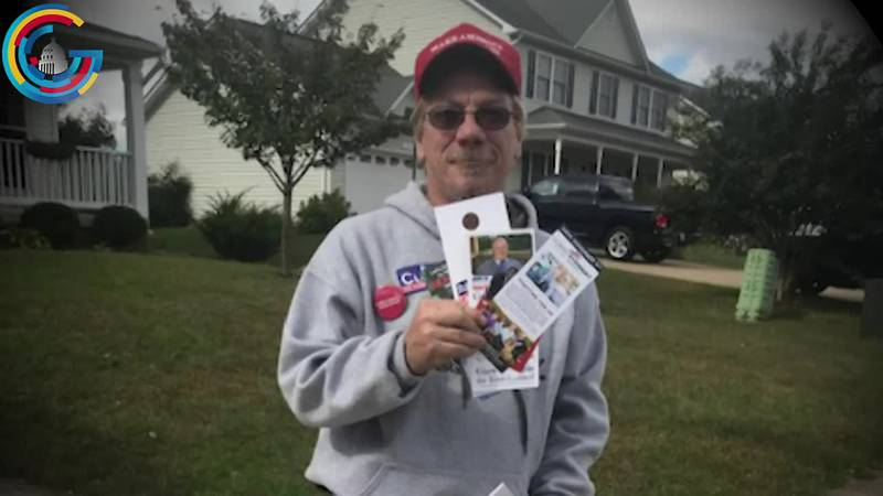 RNC Virginia delegate, Dean Peterson, discusses his support for the GOP, and for marijuana