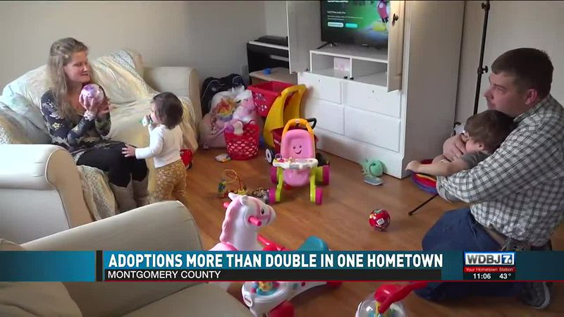 Montgomery Co. Adoptions