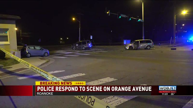 Orange Avenue Crash