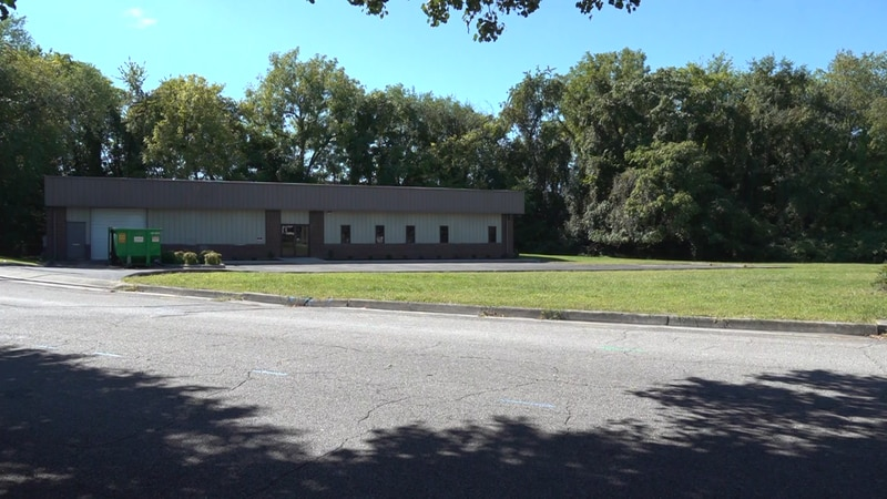 The building currently located at 1345 Plantation Road. Which could turn into a new mental...
