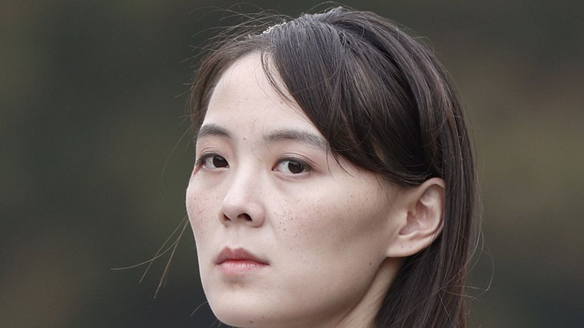 In this March 2, 2019, file photo, Kim Yo Jong, sister of North Korea's leader Kim Jong Un attends a wreath-laying ceremony at Ho Chi Minh Mausoleum in Hanoi, Vietnam. North Korea has threatened to end an inter-Korean military agreement reached in 2018 to reduce tensions if the South fails to prevent activists from flying anti-Pyongyang leaflets over the border. The powerful sister said Thursday, June 4, 2020, the North could permanently shut a liaison office with the South and an inter-Korean factory park in the border town of Kaesong, which have been major symbols of reconciliation between the rivals.  (Source: Jorge Silva/Pool Photo via AP, File)