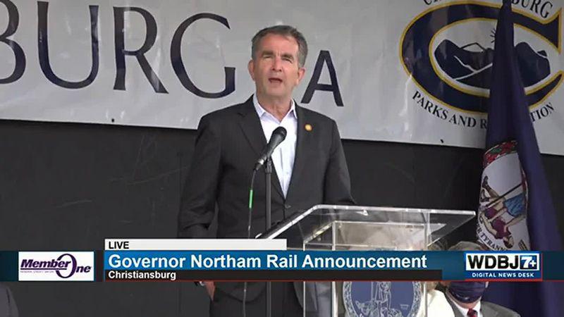 NRV Rail Announcement