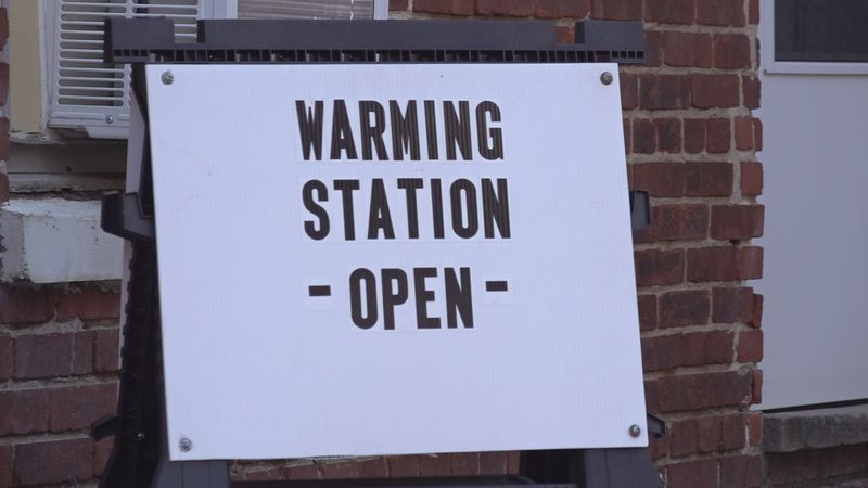 The Warming Station changed its program in order to comply with social distancing and other...